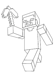 Minecraft Coloring Pages To Print Coloring Pages Printable Free