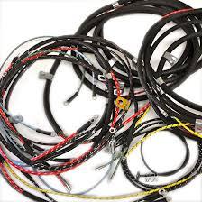 willys jeep parts restoration wiring walck s 4 wheel drive wiring harness cj3b 1953 56 turn signals