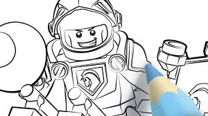 Small Picture Colouring Page Activities NEXO KNIGHTS LEGOcom