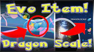 How To Get Dragon Scale in Pokemon GO! Evolution Item Obtained From Hours  of Pokestop Farming! - YouTube