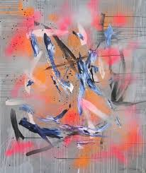 saatchi art space odyssey 3 sold uk painting by daniela schweinsberg