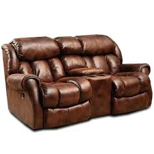Portman 2 Piece Reclining Sofa Reclining Loveseat Set In Two Tone