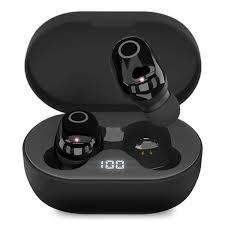 <b>Наушники</b> True Wireless <b>HIPER TWS</b> BRISE V2 Black Bluetooth 5.0 ...