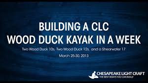 Chesapeake Light Craft Facebook Wood Duck 12 Recreational Kayak A Beautiful Ultra Light