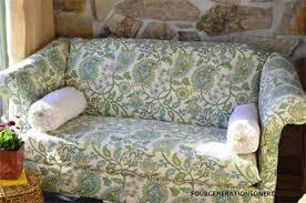 repair or recover upholstered sofa