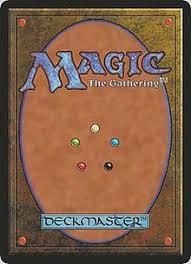 Trading Card Size Chart Magic The Gathering Wikipedia