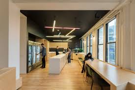 new office design. All Of Which Is Very Much In Line With The 2017 Office Design Trends That We Predicted, Including Pantone\u0027s Colour Year, Greenery, And A Focus On New