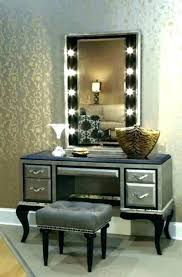 bedroom vanity with lights. Vanity Desk With Lights Makeup Lighted Mirror Bedroom Amazing Table For Sets New . Cheap N