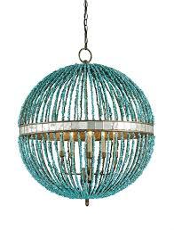 turquoise chandelier lighting. Turquoise Chandelier Lighting E