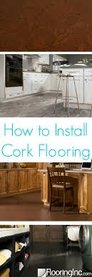cork flooring is the hottest new trend in home flooring check out how easy