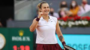 WTA Madrid: Aryna Sabalenka triumphiert im Finale gegen die Nummer eins der  Welt Ashleigh Barty - Eurosport
