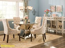 luxury dining room sets elegant awesome round glass dining table decor images liltigertoo