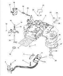 2002 dodge dakota valve body thumbnail 1