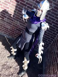 shredder cosplay tutorial