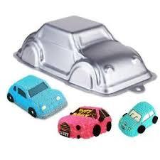 Reduced 3d Car Cruiser Cake Novelty Tin Pan Beetle Pass Driving Cake