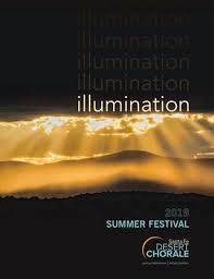 Santa Fe Desert Chorale Summer Program 2019 By Desertchorale