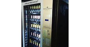 Champagne Vending Machine Beauteous Champagne Vending Machine POPSUGAR Food Photo 48