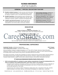 Teacher Resume Samples Ampamp Writing With Regard To How Write A