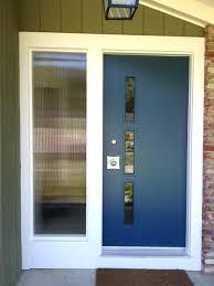 Exterior Contemporary Doors Best Modern Front Door Ideas On With