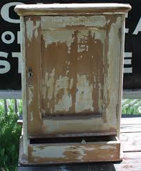 Antique Medicine Cabinet Shabby Chic Antique Medicine Cabinet For Sale On Etsy Rusty Wren