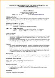 good jobs for students in high school resume for partme job big nanny example executive design