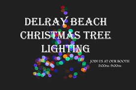 delray beach tree lighting. Delray Beach Tree Lighting