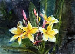 join professor bhatti for his bold take on flower painting this class is designed for learning to paint flower and fl grouping in watercolor medium