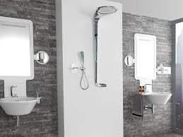 bathrooms. Shower Columns Bathrooms