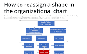 Online Store Organizational Chart Microsoft Word 2016 Graphics Tips And Tricks