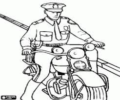 Kleurplaten Politie Kleurplaat 2
