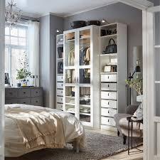 Stylish Storage With Ikea Paxtyssedal Wardrobe Ikea