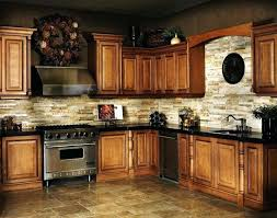 gas stove top cabinet. Island Gas Stove Chocolate Maple Glaze Kitchen Plus Wine Cellar Top Cabinet P
