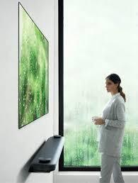 Lg Glass Tv Design Signature Lg Oled Tv Almacenamiento Almacenamiento In