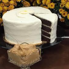 Chocolate Peanut Butter Cake Daisy Cakes