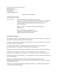 Stanford Law School Resume Samples Application Template Admissions ...