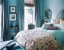 Bedroom Attractive Colorful Bedroom Decor Blue And Brown