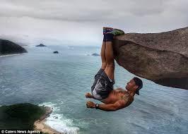Akrobat Luis Fernando paylaşımıyla herkesi kandırdı