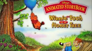 disney s animated storybook winnie the pooh and the honey tree 1995
