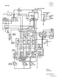 cub cadet lawn tractor wiring diagram hastalavista me cub cadet lawn tractors rbh 200 3a 20m603 2002 wiring diagram