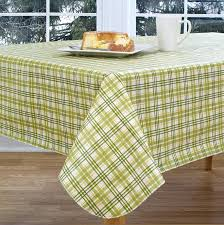 round vinyl tablecloth homestead plaid fitted tablecloths with umbrella hole