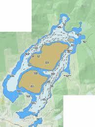 Lake Placid Fishing Map Us_ny_1004_0068 Nautical