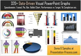 Excel Template Graph Visual Powerpoint Graphs Pack Powerpoint Chart Templates