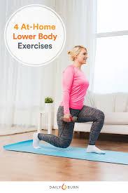 no equipment leg workout