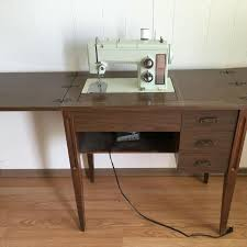 Sewing Machine Table For Sale