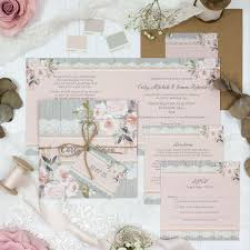 Delicate Mist Collection Sarah Wants Stationery