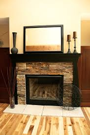 craftsman fireplace mantel family room traditional with wood trim black mantle