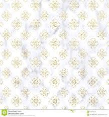 Het Goud Schittert Damast Op Marmeren Achtergrond Het Goud
