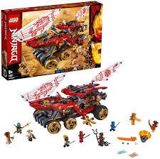 Lego Ninjago 70677 Wüstensegler, Bauset: Amazon.de: Spielzeug