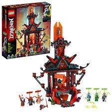 LEGO NINJAGO Empire Temple of Madness 71712 Ninja Building Kit (810 Pieces)  - Walmart.com - Walmart.com