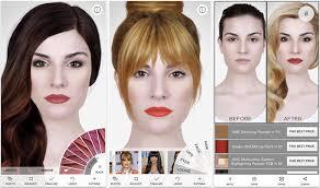 hair romance virtual makeover hair app